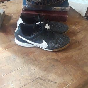 Mens Tiempo Indoor Soccer Shoe